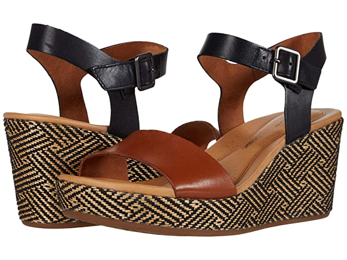 Rockport  Lyla 2 Piece (Black Multi) Womens Sandals