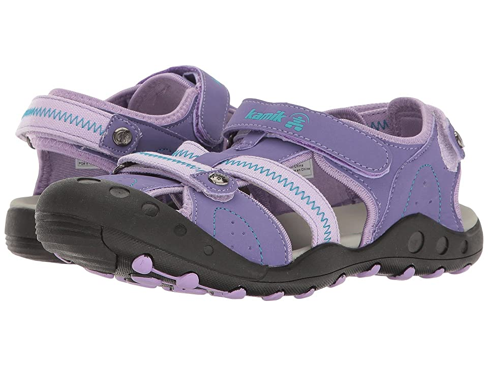 Kamik Kids Twig (Little Kid/Big Kid) (Purple/Lavender) Girls Shoes