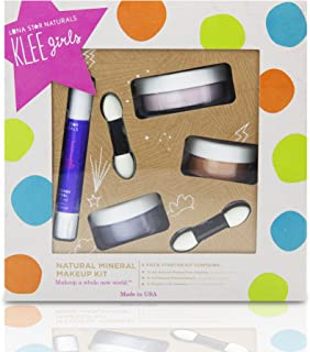 Luna Star Naturals Klee Girls 4 Piece Glorious Afternoon Gift Set