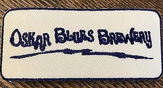 Oskar Blues Brewery - Logo Patch
