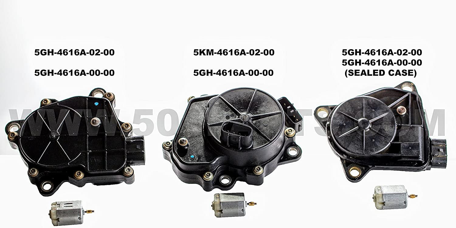 free shipping Replacement Four Wheel Drive Servo Yamaha 199 for Super popular specialty store Motor Actuator