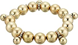 The Sak - Metal Bead Stretch Bracelet