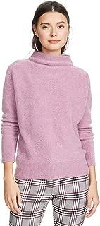 Women's Funnel Neck Cashmere Pullover
