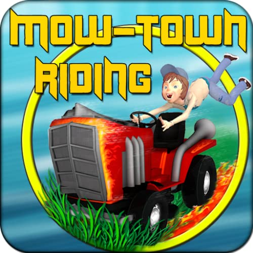 Mow-Town Riding LITE