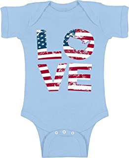 Footies & Rompers Baby Boys Mri-le1 Baby Girl Long Sleeve Jumpsuit Mexico American Flag Infant Long Sleeve Romper Jumpsuit