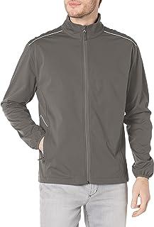 Clique Men's Kalmar Light Softshell Jacket, Titan, 5X-Large