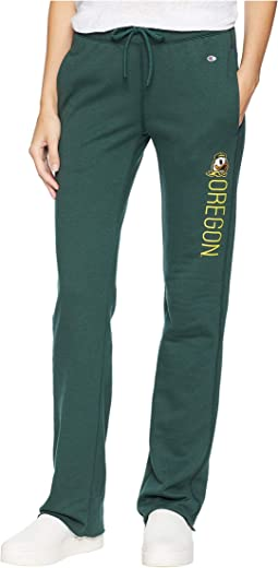 Oregon Ducks University Fleece Open Bottom Pants