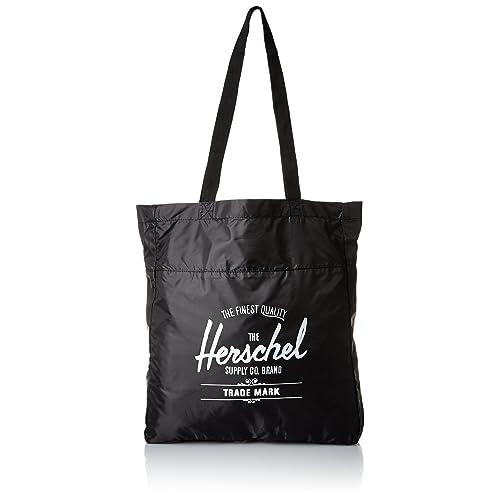 de Negro 10077 tela 11 Company Supply 00003 OS Herschel Bolsa L 1vwOtRqnx