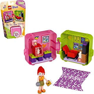 LEGO Friends Mia's Shopping Play Cube 41408 Building Kit, Includes a Collectible Mini-Doll, for Creative Fun, New 2020 (37...