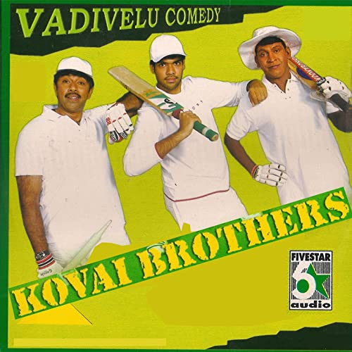 Vadivelu Cricket Team Search Comedy by Various artists on