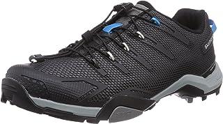 Sh-Mt44, Zapatos de Bicicleta de montaña para Hombre, Negro, 46 EU