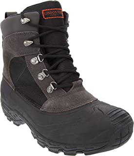 Mens Woodside Waterproof and Insulated Cold Weather Snow Boot