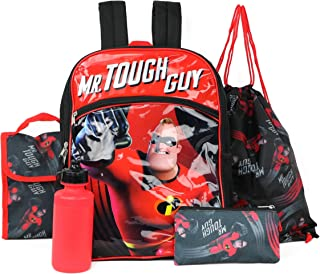 Best incredibles backpack and lunchbox Reviews