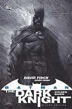 Batman: The Dark Knight Vol. 1: Golden Dawn (Deluxe Edition)