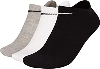 Nike Men's Everyday Lightweight No-show Socks (3 Pair)