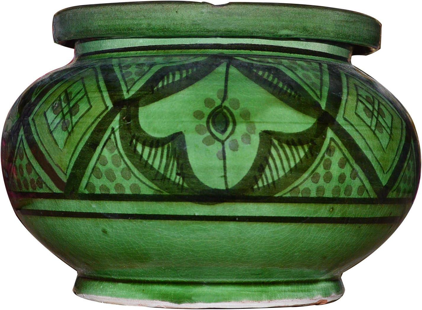 Ceramic Ashtrays Smokeless Exquisite Extra Raleigh Mall 2021 model Glazes Large