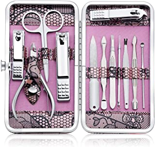 Keiby Citom Professional Stainless Steel Nail Clipper Set Nail Tools Manicure &..