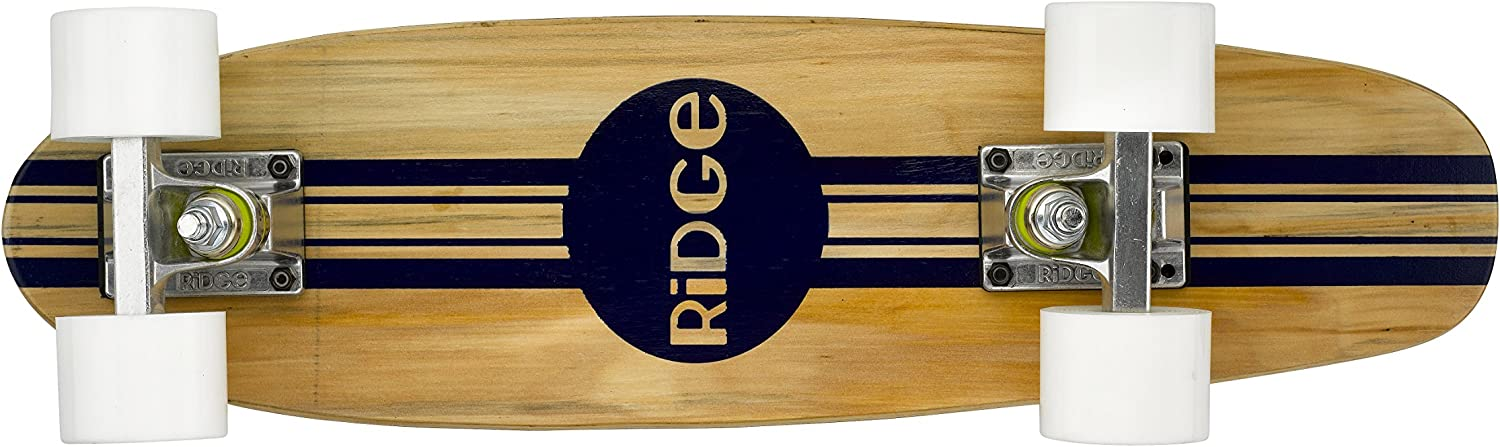 """Complete Sale special price 55cm Maple Wooden Retro 22"""" Mini Board Cruiser by Mail order cheap"""