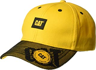 Men's Crew Cap, Yellow, OS