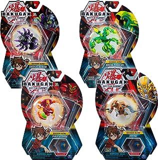 Spin Master Bakugan Battle Planet Bakugan Ultra aurelus Hydorous action Figure Set