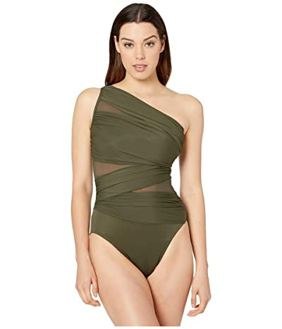 Miraclesuit Network Jena One-Piece (Olivetta Green) Women