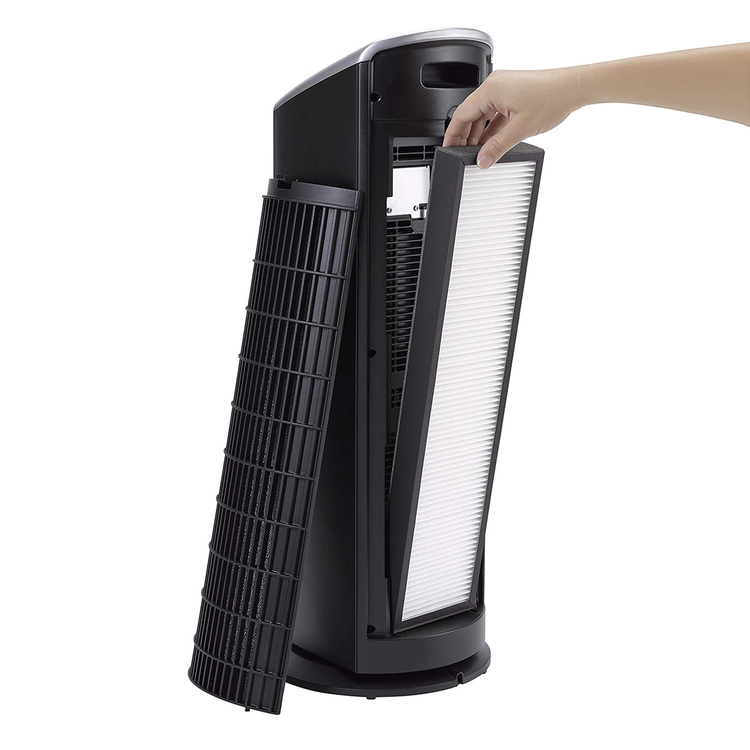 Bionaire - Purificador de Aire HEPA con Filtro Permanente para ...
