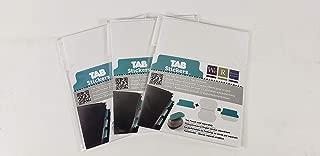 We R Memory Keepers Bulk Buy (3-Pack) Tab Stickers 12 Pack File, 2 inch TABS-42377