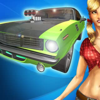 Fix My Car: Classic Muscle 2 LITE - Junkyard Blitz!