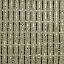 """Cabinet Grill Cloth, Silver/Beige with Black Accent, 34"""" Width"""