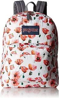 Jansport Superbreak Backpack (multi cali poppy)