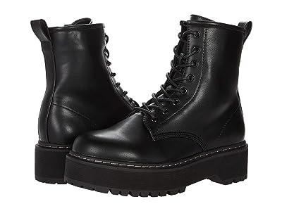Steve Madden Bettyy Boot (Black) Women