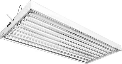iPower T5 4-Feet 8 Lamp 6400K Fluorescent Ho Tube Grow Light Fixture