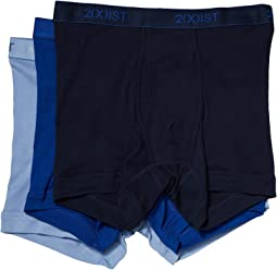 2(X)IST 3-Pack ESSENTIAL Boxer Briefs