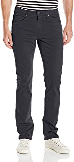 "J Brand Jeans Men's Kane Straight-Fit Pant with 34"" Inseam"