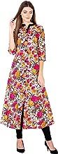 Sanganeri Kurti Women's Cotton A-Line Kurta