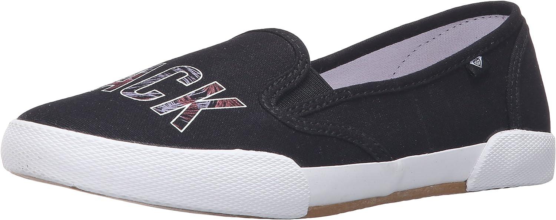 Roxy Womens Malibu Ii Slip-on shoes Flat