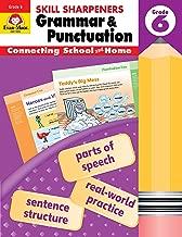 Skill Sharpeners Grammar and Punctuation, Grade 6