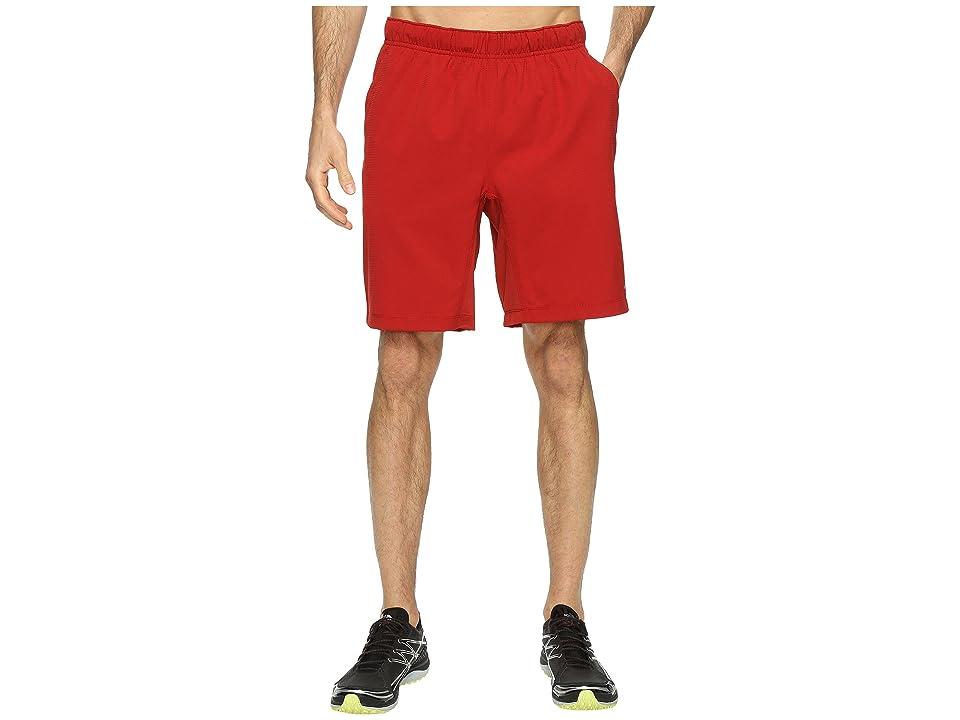 The North Face Versitas Dual Shorts (Cardinal Red (Prior Season)) Men