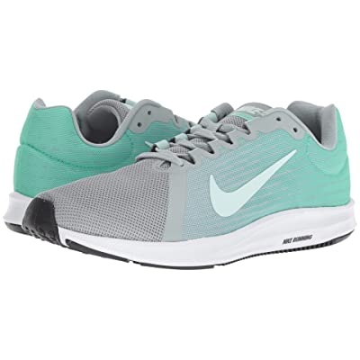 Nike Downshifter 8 (Light Pumice/Igloo/Green Glow/White) Women