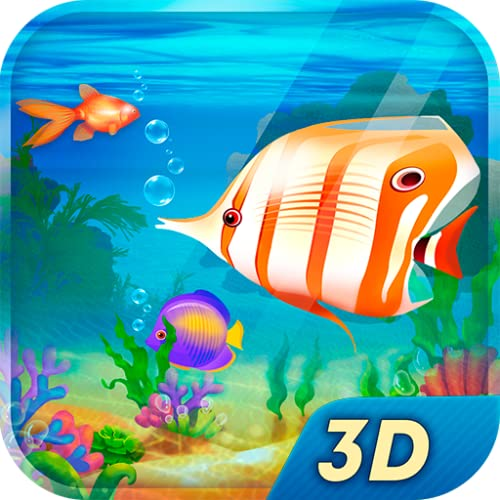 My Virtual Aquarium Fish Simulator