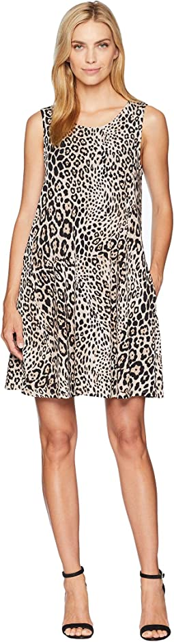 Leopard Print Chloe Dress