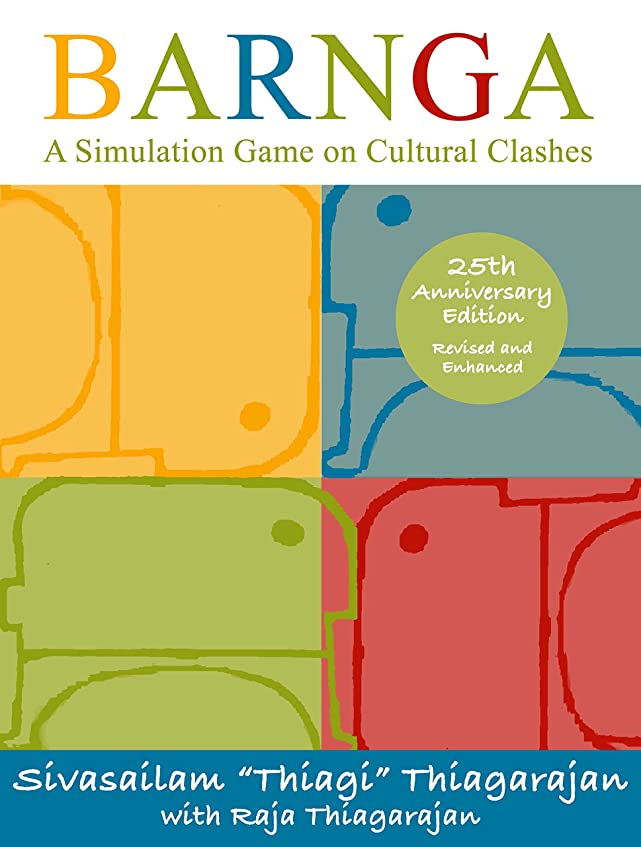 コールオセアニア分注するBarnga: A Simulation Game on Cultural Clashes - 25th Anniversary Edition (English Edition)