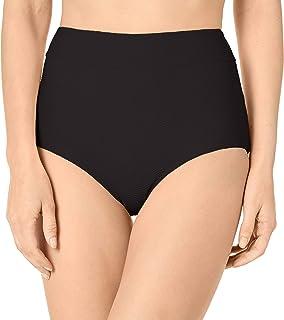 Seafolly Women's High Waisted Pant Bikini Bottom Swimsuit
