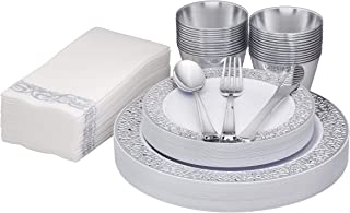 Best chinet plastic dinner plates Reviews