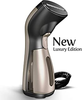 iSteam Steamer for Clothes [Luxury Edition] Powerful Dry...