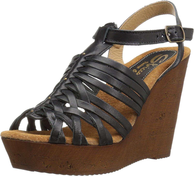 Sbicca Womens Jimena Wedge Sandal