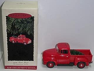 All-American Trucks 1956 Ford 1st in Series 1995 Hallmark Keepsake Ornament QX5527