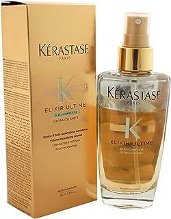 Kerastase Elixir Ultime Oleo-Complexe Volume Beautifying Mist Oil, 3.4 Ounce