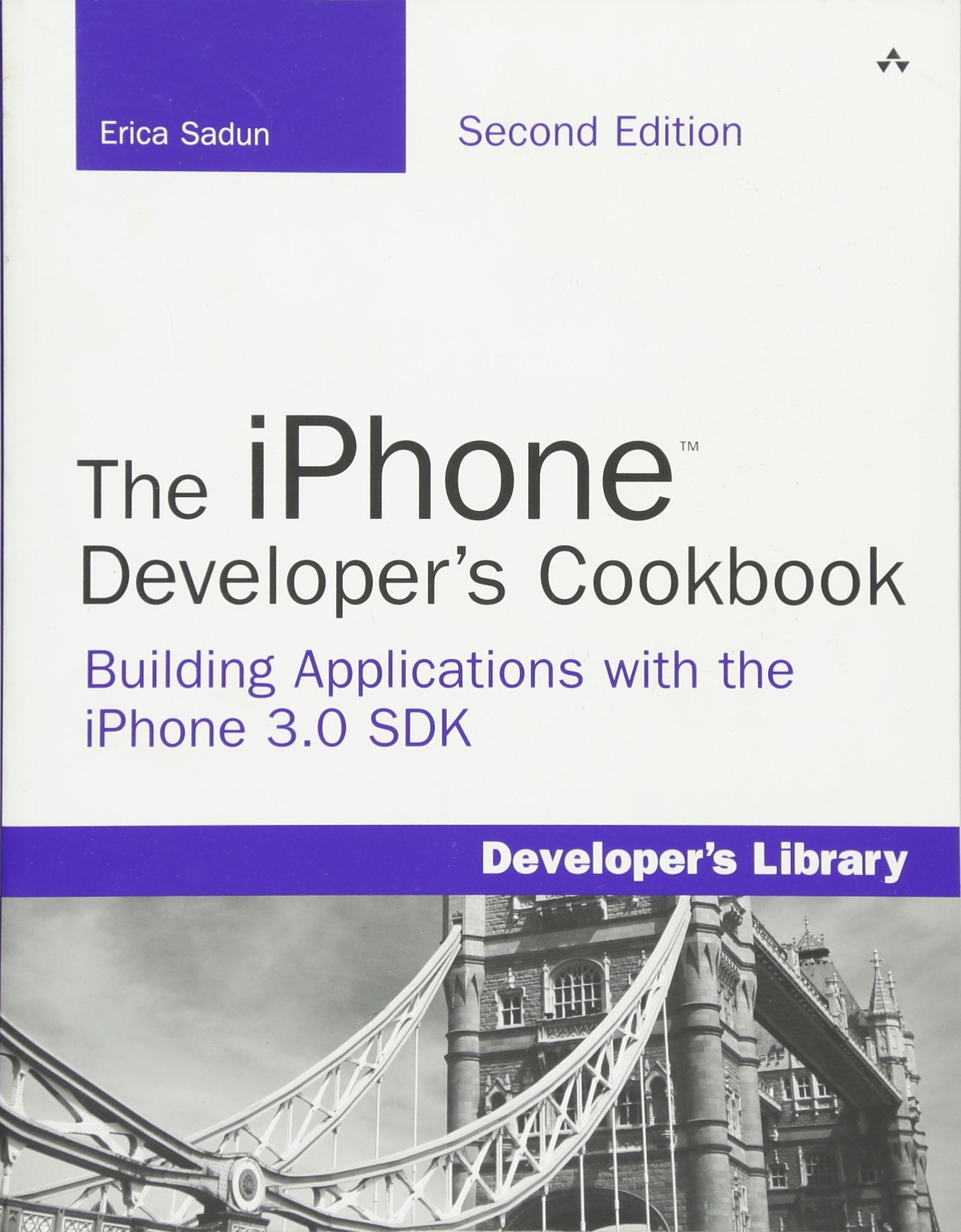 Image OfThe IPhone Developer's Cookbook (Developer's Library)