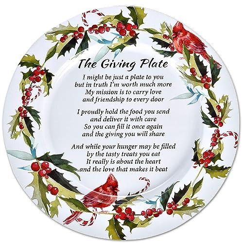 Giving Plate: Amazon com